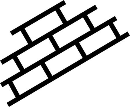 Japanese Map Symbol Quarry clip art
