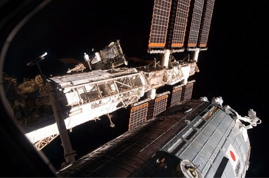 japanese space station space