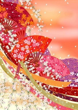 japanese style color background 24 hd picture