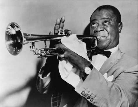 jazz musician trumpet