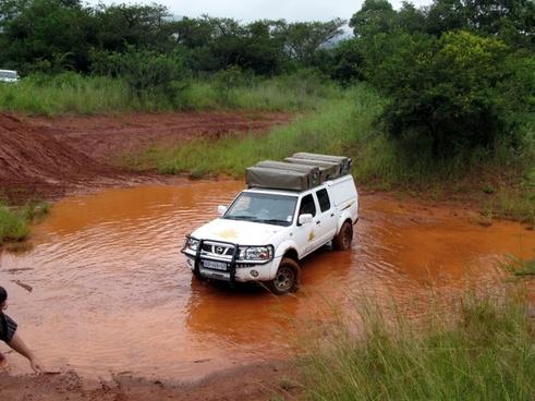 jeep safari africa
