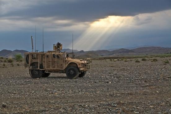 jeep vehicle military