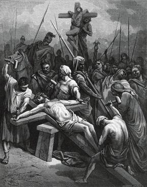 jesus crucifixion cross
