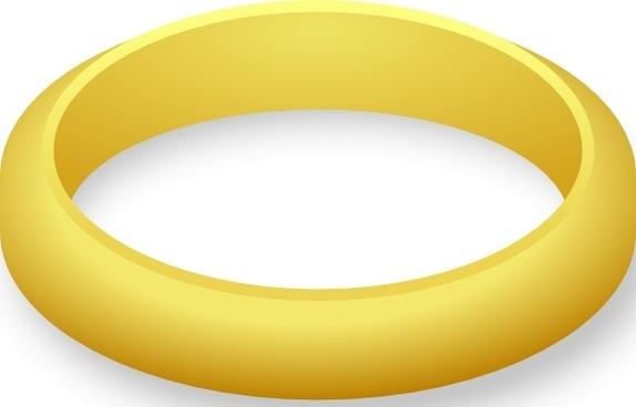 Jewelery Wedding Ring clip art