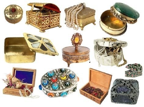 jewelry box psd