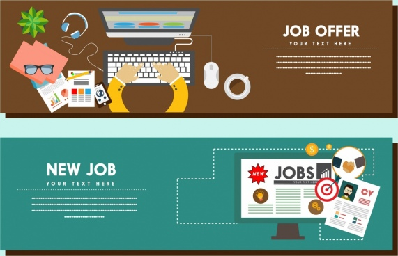 job advertisement templates office tools elements decoration