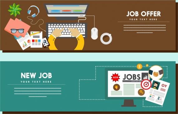 job advertisement templates office tools elements decoration