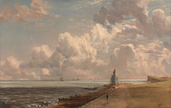 john constable painting oil on canvas