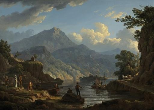 john knox landscape art
