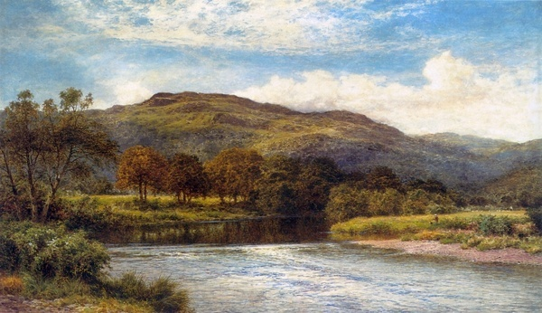 john prout mountains forest