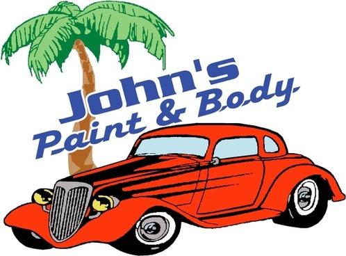 johns paint body