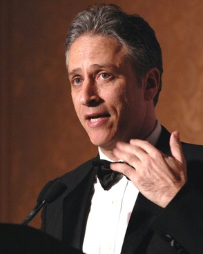 jon stewart actor talk show host