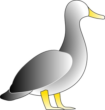Canard Vector Design Free Vector Download 2 Free Vector For Commercial Use Format Ai Eps Cdr Svg Vector Illustration Graphic Art Design