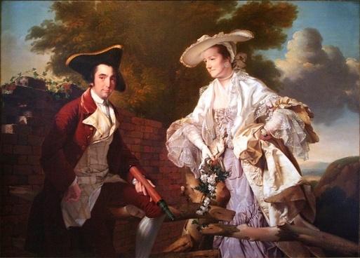 joseph wright portrait painting