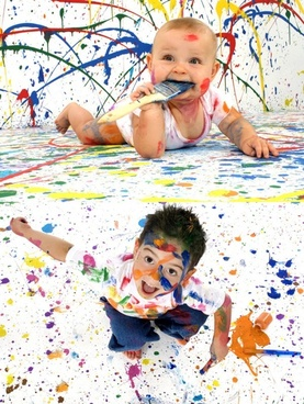 joy to paint children 1 highdefinition picture