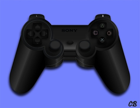 Joystick ps2 free vector download (19 Free vector) for