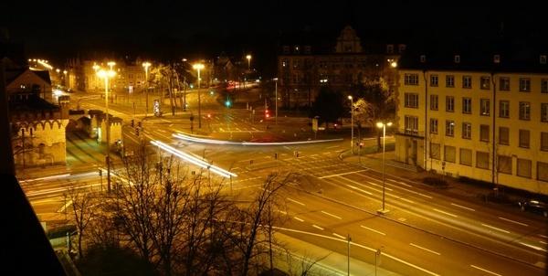 junction ulm night