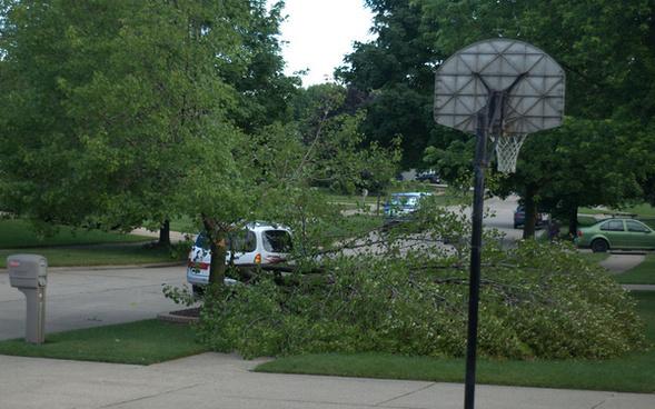 june 18th 2010 storm damage