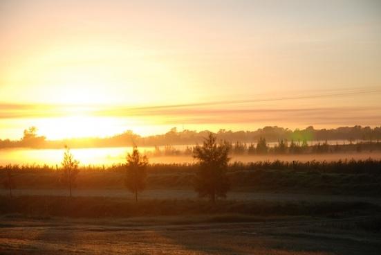 junin argentina sunrise