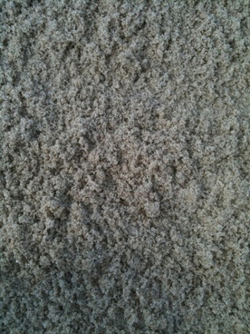 just the sand