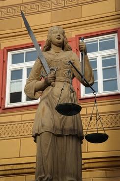 justizia fig woman