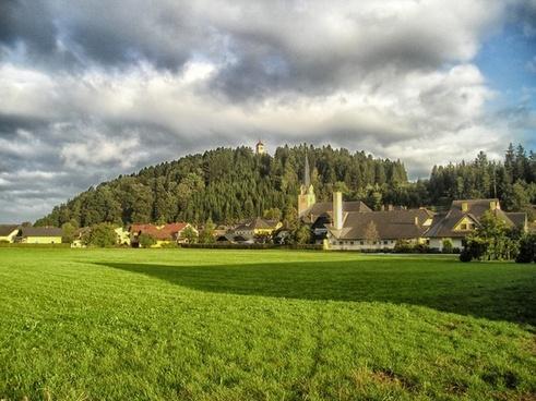 kaernten austria village