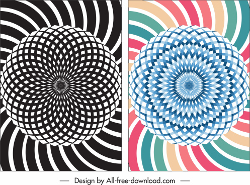 kaleidoscope backgrounds symmetric motion decor