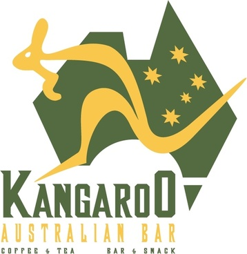 kangaroo australian bar