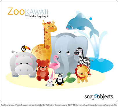 kawaii zoo
