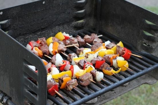 kebab grill skewers