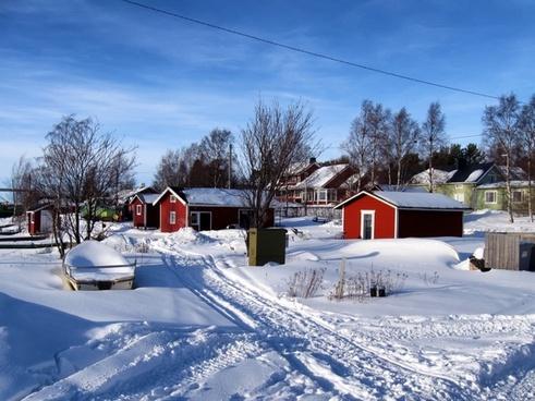 kello finland fishing village