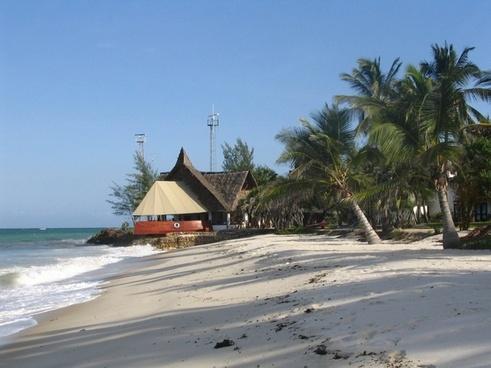 kenya africa beach