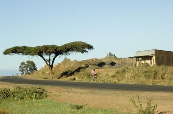 kenya africa landscape