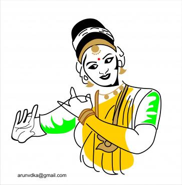kerala dance indian dance mudra