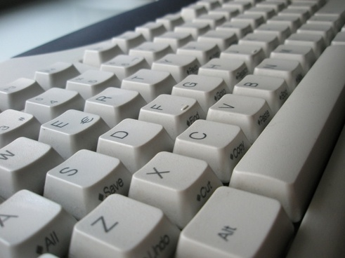 keyboard electronics keys