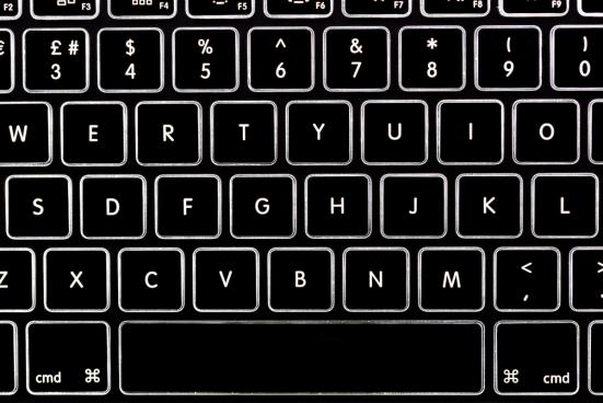 keyboard overhead