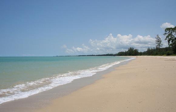 khao lak beach le meridien