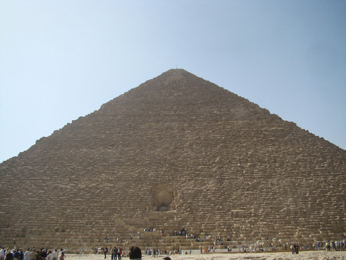 khufus pyramid complex i