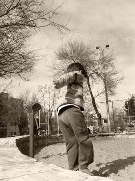 kid child jumping
