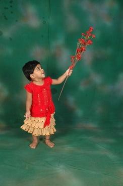 kid model rea