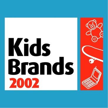 kids brands 2002