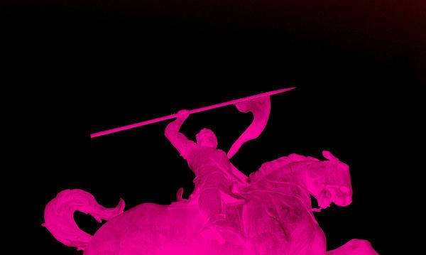 killing in pink