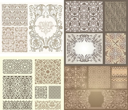 kinds of pattern vector