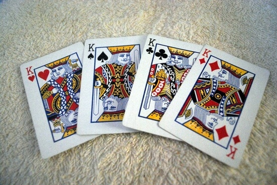 king kings cards