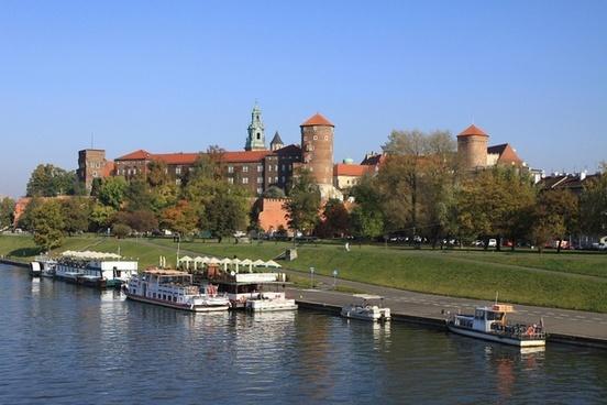 king krakow poland