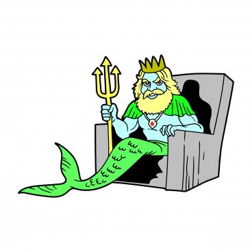 king of ocean