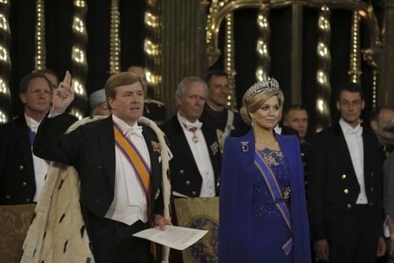 king willem alexander queen maxima the netherlands