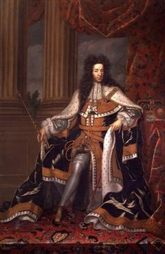 king william iii unknown artist man