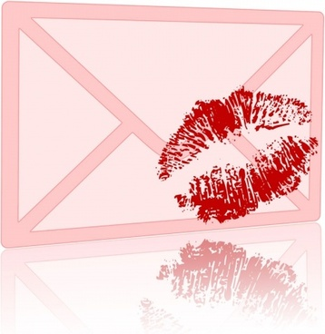 kiss letter