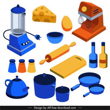 kitchen design elements device tool food sketch